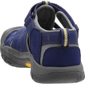 Keen Newport H2 Sandals Ungdom blue depths/gargoyle